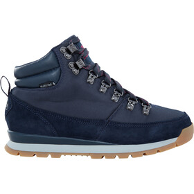 The North Face W's Back To Berkeley Redux Leather Boots Urban Navy/Caba